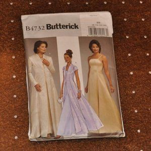 Butterick Gown Sewing Patterns
